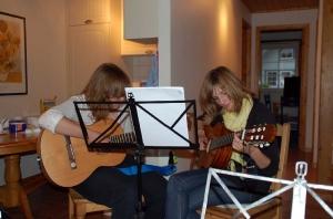 Gitarrengruppenfreizeit 2011